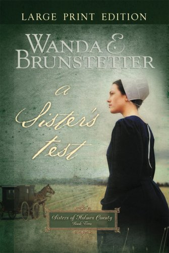 9781597899802: A Sister's Test (Sisters of Holmes County, Book 2)