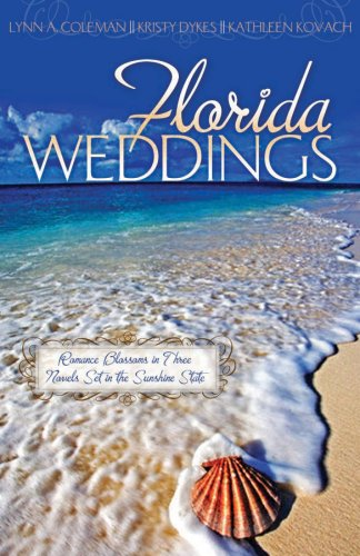 9781597899901: Florida Weddings: Cords of Love/Merely Players/Heart of the Matter (Heartsong Novella Collection)