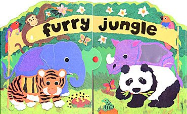 9781597950725: Furry Jungle