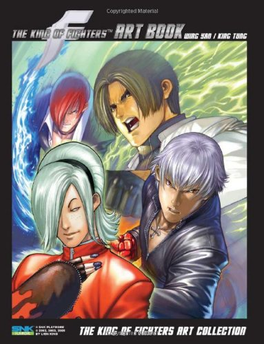 The King Of Fighters Art Book