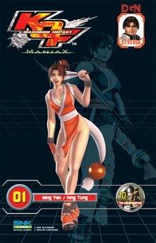 King of Fighters: Maximum Impact - Maniax (Volume 1): Wing Yan & King Tung