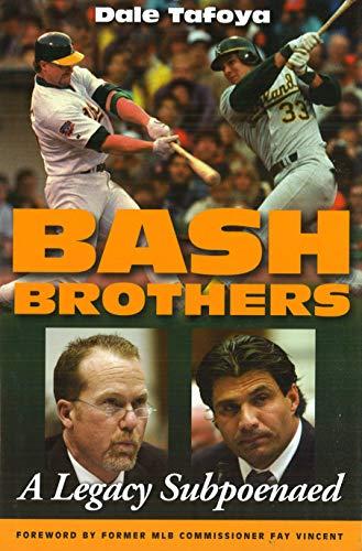9781597971782: Bash Brothers: A Legacy Subpoenaed