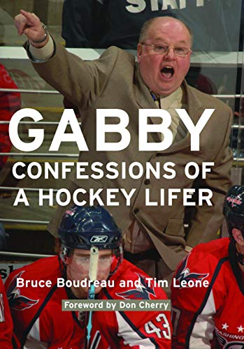9781597974356: Gabby: Confessions of a Hockey Lifer