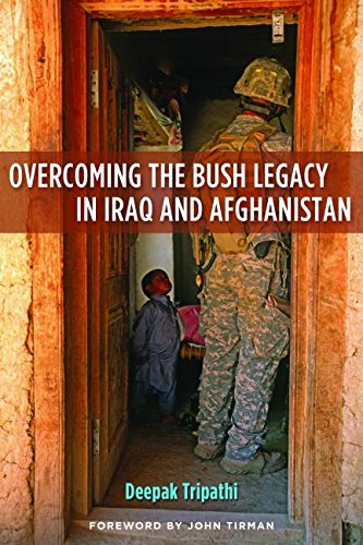 9781597975032: Overcoming the Bush Legacy in Iraq and Afghanistan