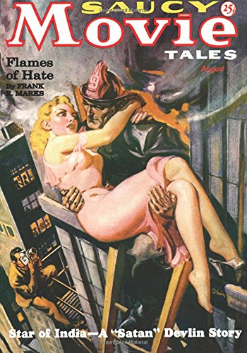 Saucy Movie Tales-August 1936: Saunders, Norman E