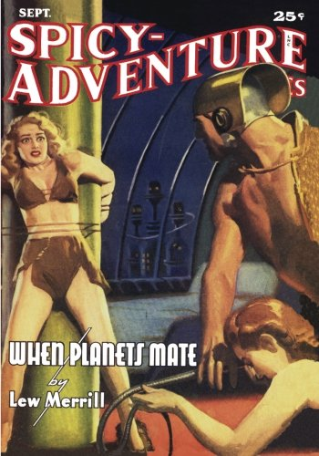9781597980111: Spicy Adventure Stories, Sept. 1941: Adventure House Presents