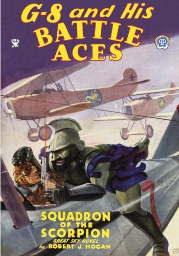 G-8 and His Battle Aces #17: Robert J. Hogan