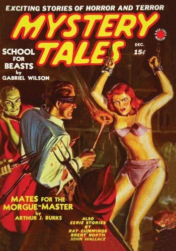 MYSTERY TALES DECEMBER 1939: Burks, Arthur J et al