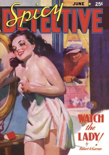 9781597980197: Spicy Detective Stories 06/38: Adventure House Presents