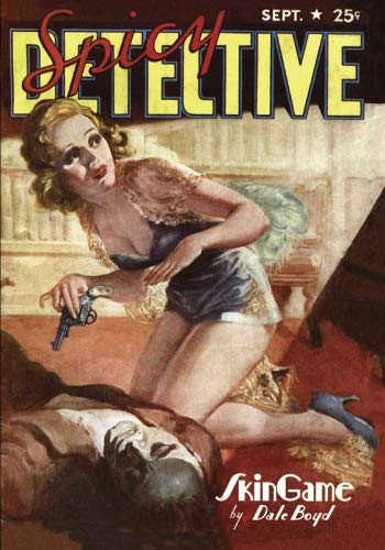 9781597980289: Spicy Detective Stories - September 1939