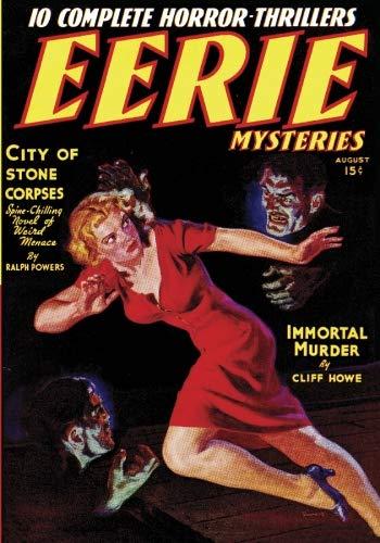 9781597980401: Eerie Mysteries – 08/38: Adventure House Presents: