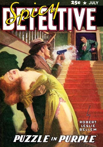 9781597980449: Spicy Detective Stories - July 1942