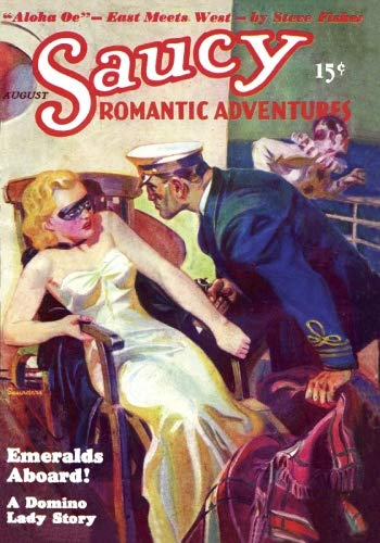 Saucy Romantic Adventures - August 1936 (1597980471) by Anderson, Lars