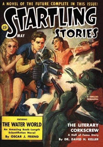 9781597980807: Startling Stories - 05/41: Adventure House Presents