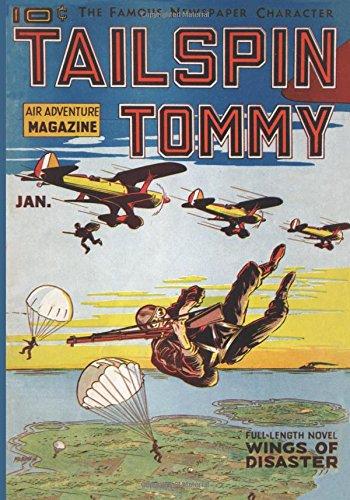TAILSPIN TOMMY JANUARY 1937: Ewart, Arnold Evan; et. al.