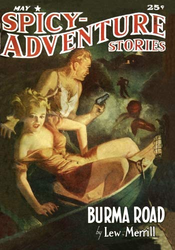 9781597980937: Spicy-Adventure Stories - 05/41: Adventure House Presents