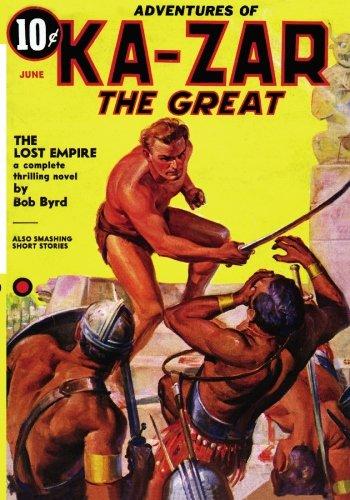 Ka-Zar The Great Vol.1 No.3: Byrd,Bob
