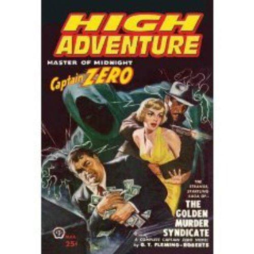 HIGH ADVENTURE #95: Fleming-Roberts, G T