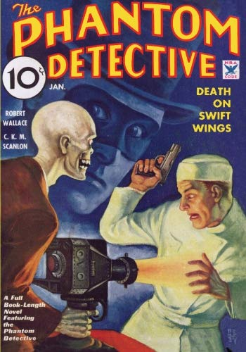 PHANTOM DETECTIVE - 01/35: Various Authors