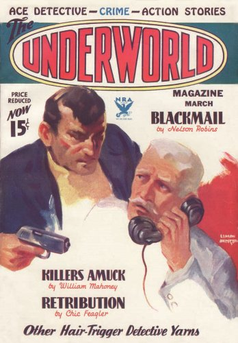 Underworld Magazine, The - 11/32: Anatole Feldman