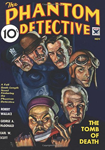9781597981590: Phantom Detective, The - 11/34