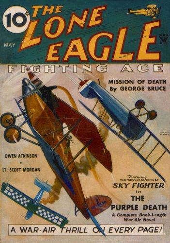 9781597982054: The Lone Eagle - 05/35