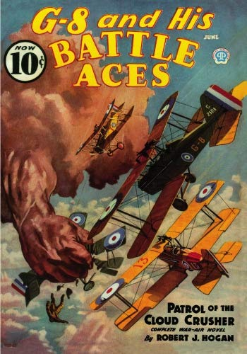 9781597982375: G-8 AND HIS BATTLE ACES #33