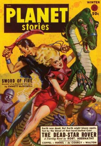 Planet Stories - Winter/49: Abernathy, Robert