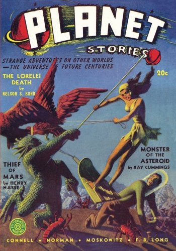 Planet Stories - Wtr/41: Adventure House Presents:: Bond, Nelson S.; Moskowitz, Sam; Connell, ...