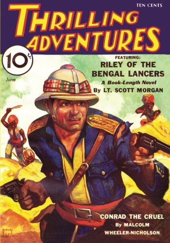 Thrilling Adventures - 06/33: Adventure House Presents: Lt. Scott Morgan;