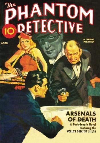 9781597983310: Phantom Detective - 04/42: Adventure House Presents: