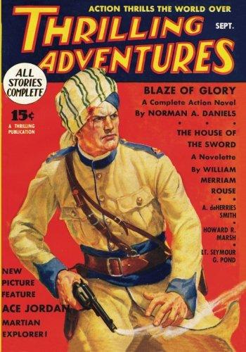 9781597983327: Thrilling Adventures - 09/35: Adventure House Presents: