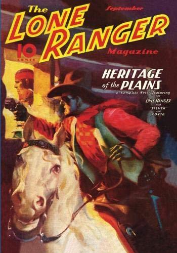 9781597983952: Lone Ranger Magazine - 09/37: Adventure House Presents: