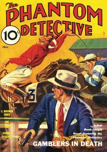 9781597983983: Phantom Detective - 11/33: Adventure House Presents: