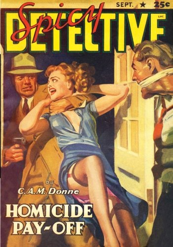 9781597984478: Spicy Detective Stories - 09/41: Adventure House Presents: