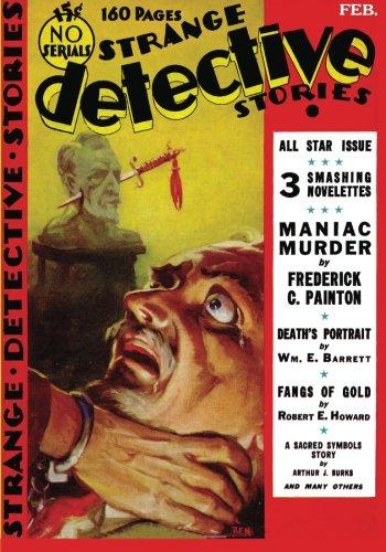 Strange Detective Stories - 02/34: Adventure House: Robert E. Howard;