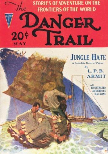 9781597985529: Danger Trail - 05/28: Adventure House Presents: