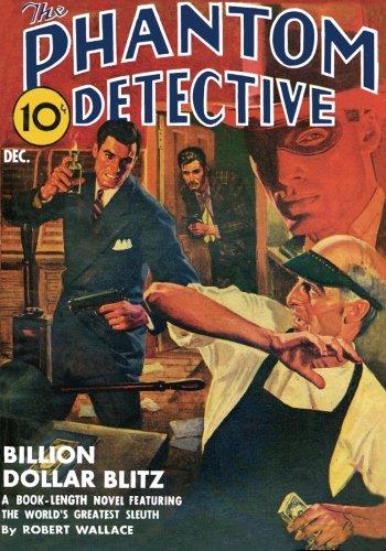 9781597985543: Phantom Detective - 12/42: Adventure House Presents: