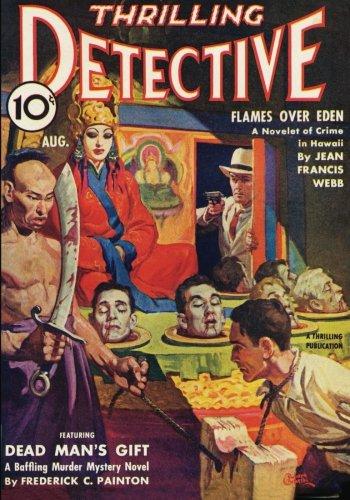 Thrilling Detective - 08/40: Adventure House Presents: Frederick C. Painton;