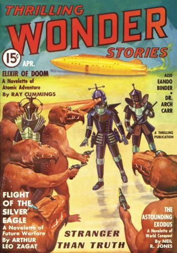Thrilling Wonder Stories - 04/37: Adventure House: Binder, Eando, Zagat,