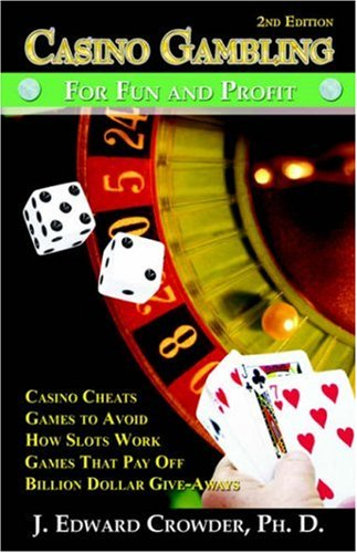 9781598005196: Casino Gambling for Fun and Profit: Second Edition