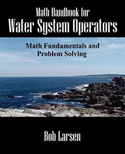 9781598009583: Math Handbook for Water System Operators: Math Fundamentals and Problem Solving