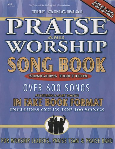 9781598020007: Praise and Worship Songbook - Singer's Edition (Songbooks and Folios)