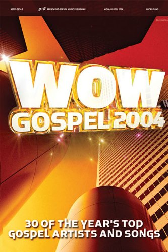 9781598020250: WOW Gospel 2004