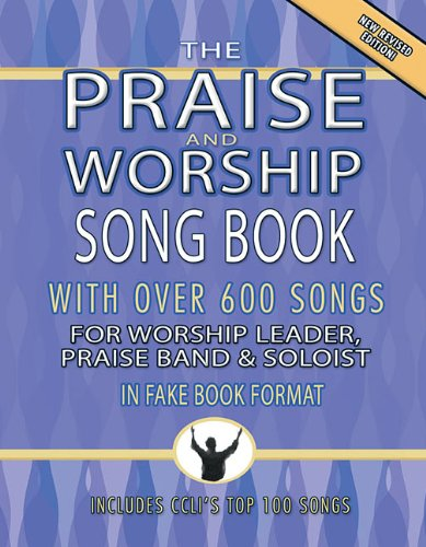 9781598020656: Praise and Worship Songbook - Original Edition: Melody/Lyrics/Chords (Songbooks and Folios)