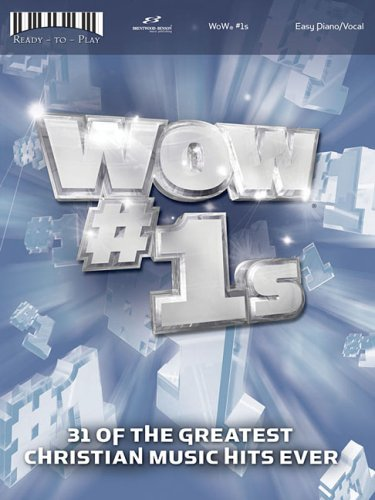 9781598020915: WOW #1s: 31 of the Greatest Christian Music Hits Ever (Ready to Play)