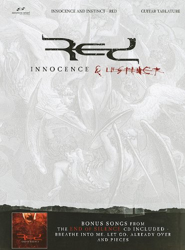 Red - Innocence and Instinct: Guitar Tab: RED