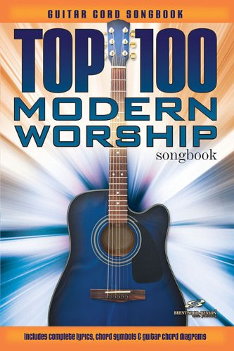 9781598021325: Top 100 Modern Worship Guitar Songbook