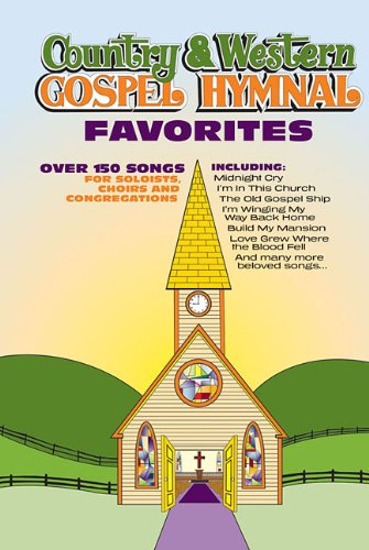 9781598021516: Country and Western Gospel Hymnal Favorites