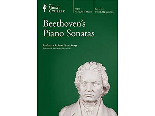 9781598030143: Beethoven's Piano Sonatas